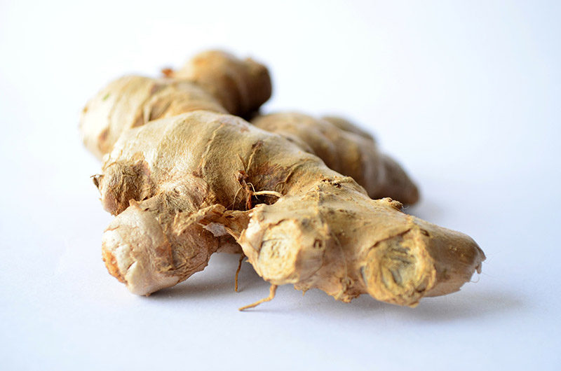 anti- ageing ginger