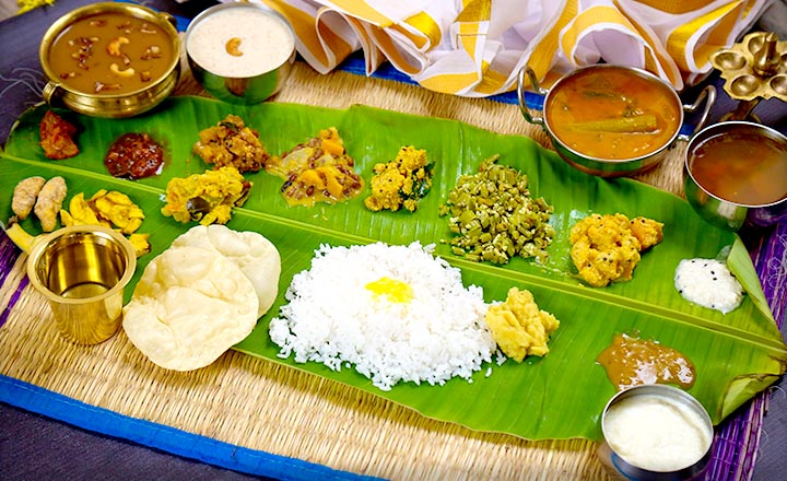 Onam sadhya recipes