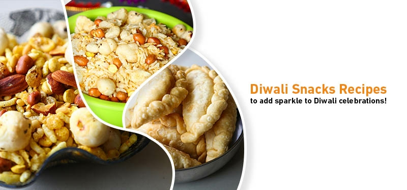 10 Diwali Snacks Recipes To Add Sparkle To Diwali Celebrations