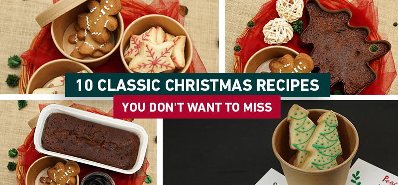 10 Classic Christmas Recipes You Don't Want To Miss Out