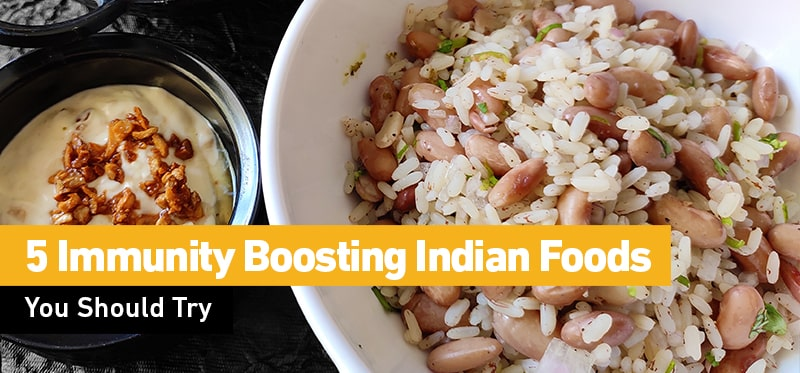 5 Immunity Boosting Indian Foods You Should Try