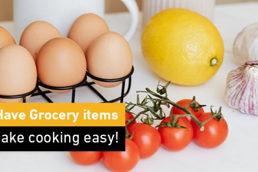 Must-Have Grocery items that make cooking easy!