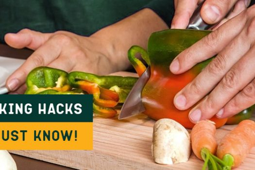 5 cooking hacks you must know!